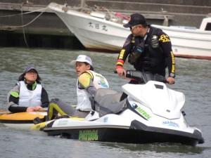シーバードは、日本の海浜の安全と水上オートバイを用いた地域貢献を目指します