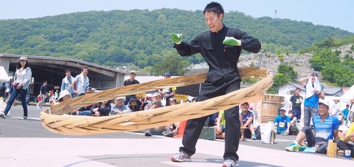 2連覇を達成した大山康平選手。今年は、昨年の記録を100回以上も更新しました