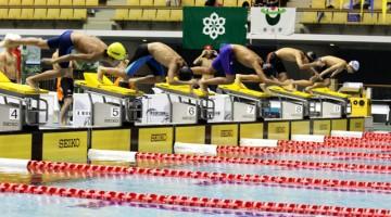 毎年、東京辰巳国際水泳場で開催されている「B&G全国ジュニア水泳競技大会」。水泳選手の憧れの聖地で、今年も大勢のジュニアスイマーが日頃の練習の成果を発揮しました