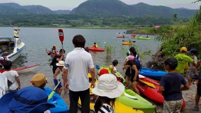 池田湖イベント