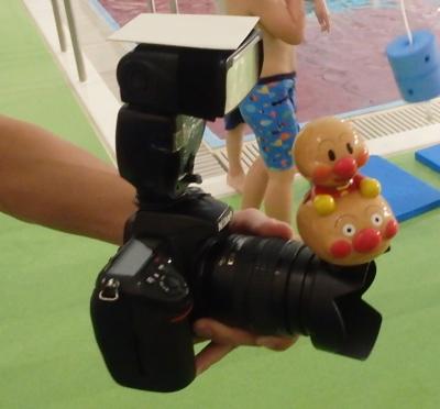 カメラマンさん、ご苦労さまでした!