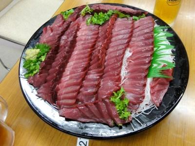 愛南町で食べた「びやびやかつお」に感動! ※びやびやとは…http://biyabiya.com/