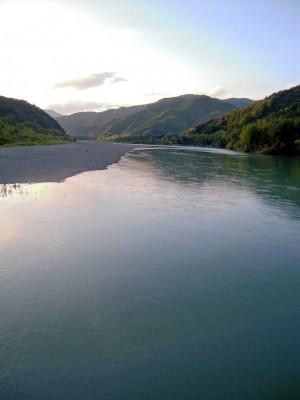 日本最後の清流四万十川。カヌーから撮った写真です。気持ちよかった!!