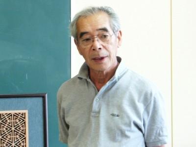 現代の名工、舟木清氏