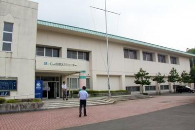 竹田市直入B&G海洋センター体育館
