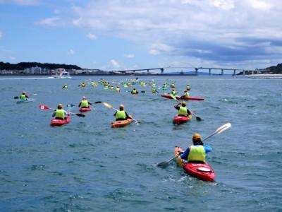 いつでも「安全で楽しい」海洋性レクリエーションの提供を!