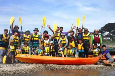 世代を超えて活動する海洋クラブもあります