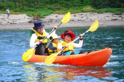 家族や周囲の方が海好きだと、子供も影響される