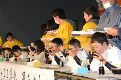 全日本とろろ早食い選手権大会