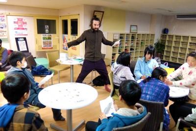 英会話教室を実施 熊本県湯前町