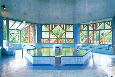 長湯温泉「御前湯」。(写真提供:竹田市)竹田市の日本一の炭酸泉をぜひ皆さまも体感してみてください!