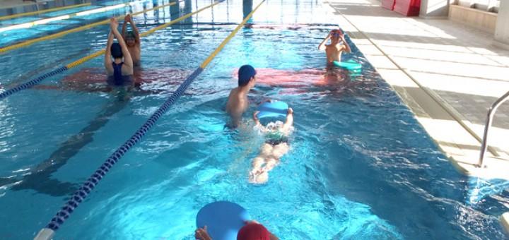 小学生短期水泳教室