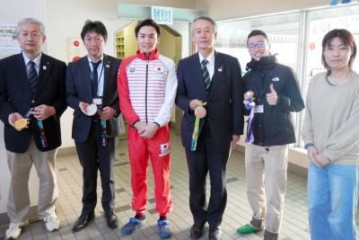 江原選手。お忙しい中、ご協力いただきありがとうございました