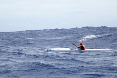 世界最高峰といわれる「モロカイチャレンジ」 自力で海峡を渡る過酷なレースです