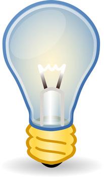 トライアンドエラーの末に誕生した白熱電球