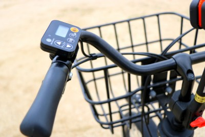 「電動アシスト付自転車」まさに頼れる相棒です!