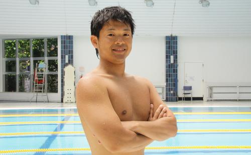 横芝光町光B&G海洋センター指導員 五十嵐 雅俊さん