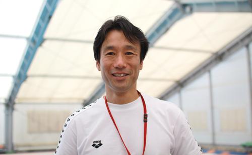 伏町B&G海洋センター指導員 飛鳥馬 昇さん