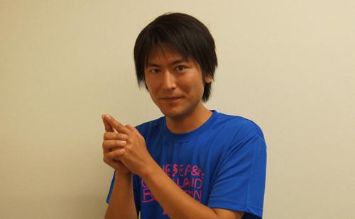 堺市美原B&G海洋センター指導員 萩田 裕順さん