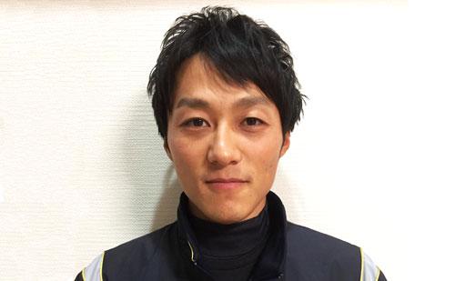 坂井市春江B&G海洋センター指導員 林 耕太郎さん