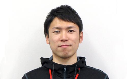 田町B&G海洋センター指導員 松野 友迪さん