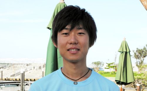 飯島町B&G海洋センター指導員 小林 直樹さん