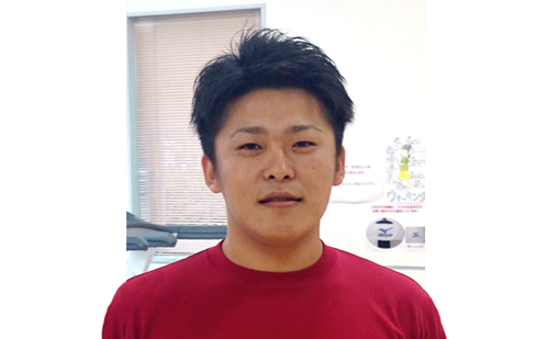 u賀町富来B&G海洋センター指導員 西 紘希さん