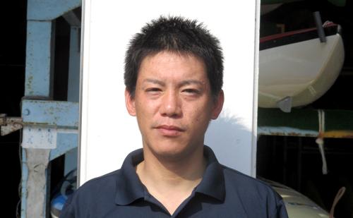 長島町B&G海洋センター指導員 丸橋 雄太さん