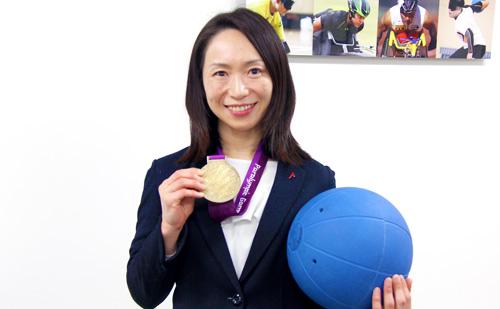 浦田 理恵選手(リオ パラリンピック ゴールボール 金メダリスト)インタビュー