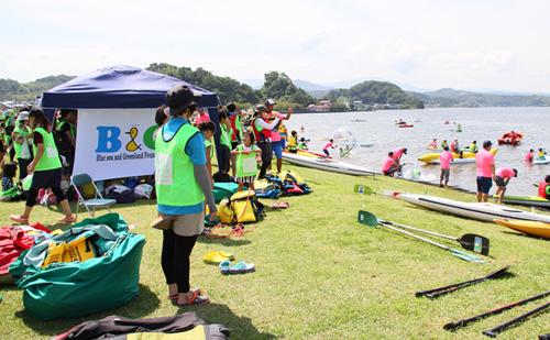 延べ1800人が参加!「鳥取インクルーシブマリンフェスタ in 湖山池」を開催