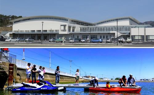 3.11「あの日から9年」その先を見つめてきた海洋センターの取り組み