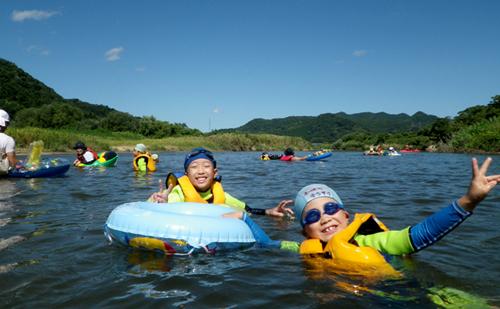 アドベンチャーキャンプ 〜自然とふれあい、夏を満喫!〜