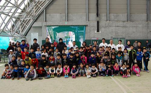 1度に7種目を高島市の子供たちが体験!2017スポーツチャレンジフェスティバル〜サンルーフ今津